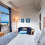 VIP Room Sea and Venetian Fortress View Megaron Hotel Crete