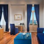 Junior Suite Sea View at Megaron Hotel in Heraklion Crete