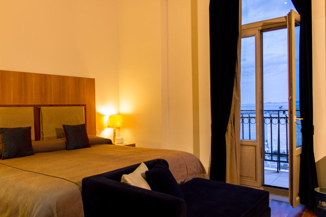 Presidential Suite Sea View Megaron Hotel Crete