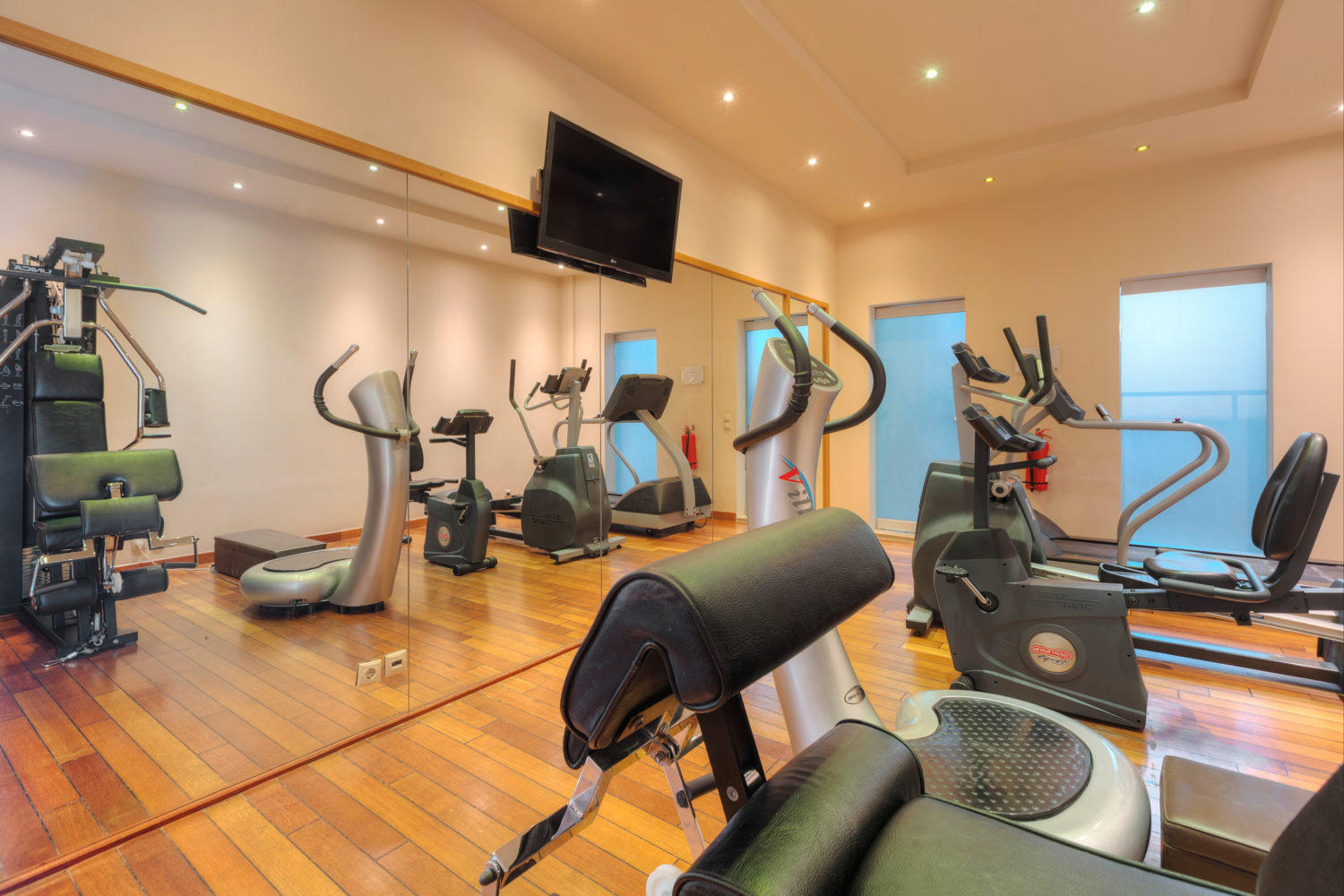 Megaron Hotel Health Club and Gym